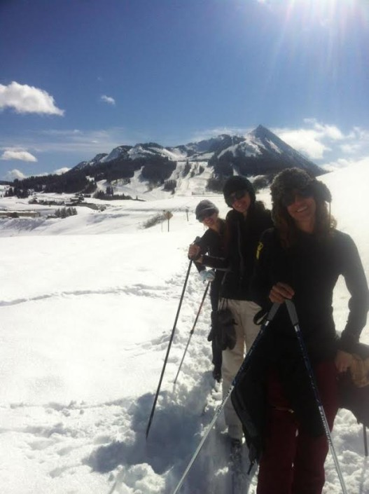 Crested-Butte-Wellness-Retreat-cross-country-skiing